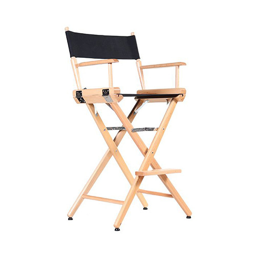 [FILM CRAFT] Studio Director's Chair (Tall)