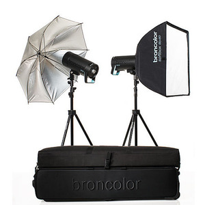 [Broncolor] Siros Expert Kit(31.663.00) (31.683.00)