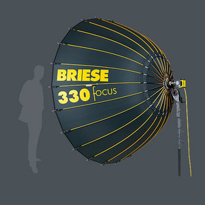 [BRIESE] FLASHLIGHT focus 330