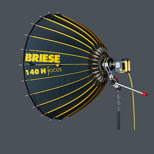 [BRIESE] FLASHLIGHT focus 140
