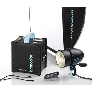 [Broncolor] Move 1200 L Outdoor kit 1(31.036.00) (학생할인제품)