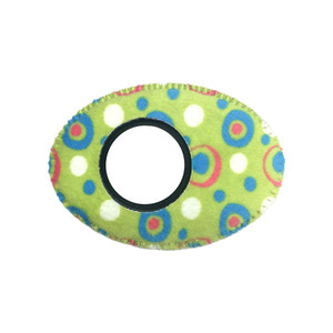 [BLUESTAR]Oval Extra Large Eyecushion - #6014 (Fleece)