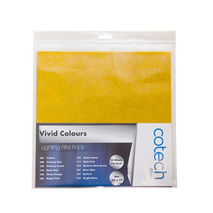 "[Cotech] 12 x 12"" - Vivid Colours"