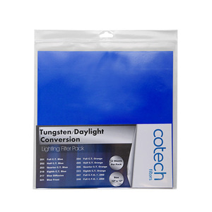 "[Cotech] 12 x 12"" - Tungsten/Daylight Conversion"